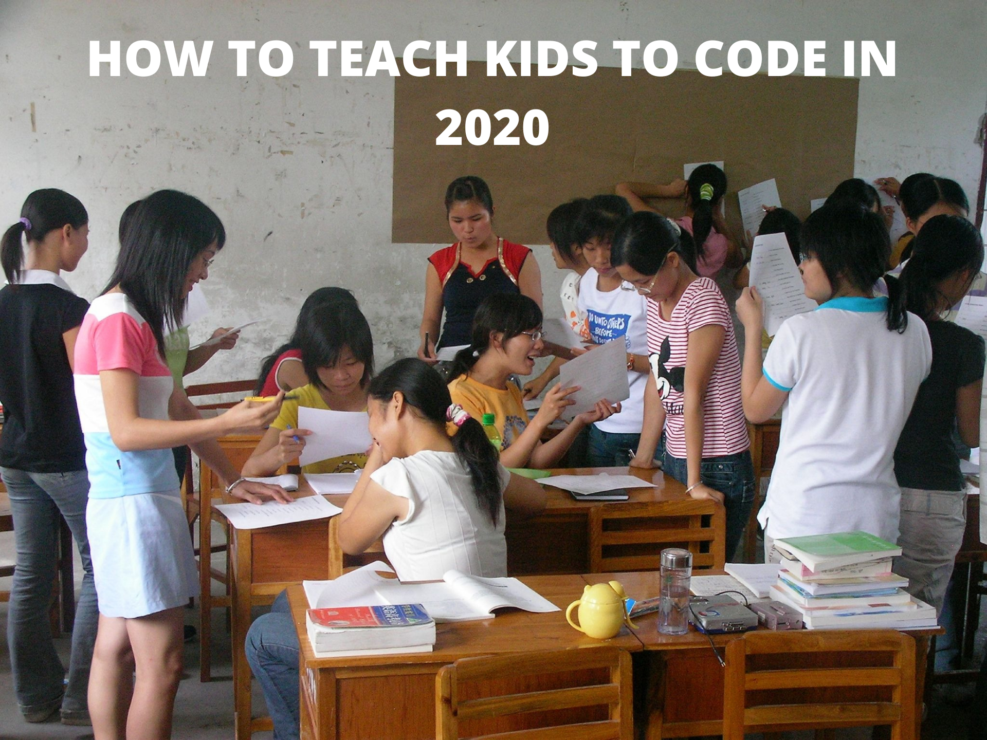 How To Teach Kids To Code Free in 2020