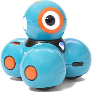 Wonder Workshop Dash – Coding Robot for Kids 6+ – Voice Activated – Navigates Objects