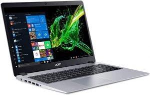 Acer Aspire 5 Slim Laptop, 15.6 inches Full HD IPS Display, AMD Ryzen 3 3200U, Vega 3