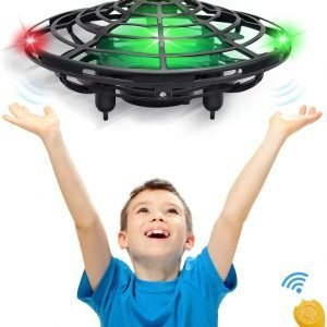 CPSYUB Hand Operated Kids Drone, Toys for 4-5 Year Old Boys, Hands Free Mini Drone Helicopter for Kids, Flying Drone Kid Toys