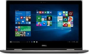 "Dell Inspiron 13 7000 2-in-1 13.3"" FHD Touchscreen Laptop Computer"