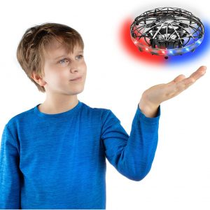 Force1 Scoot LED Hand Drone for Kids – Kids Drone, Flying Ball Drone, Light Up Toys for Boys and Girls