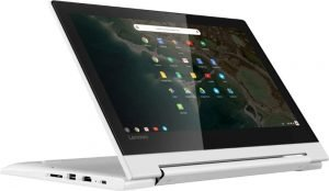 "Newest Lenovo Yoga C630 2-in-1 15.6"" FHD IPS Multitouch Screen Chromebook with"