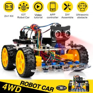 Osoyoo Robot Car Starter Kit