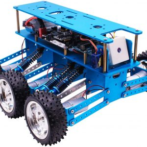 Yahboom Coding Robot for Adults 6WD Off-Road Kit with HD Camera Designed for Competitions