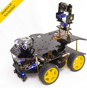 Yahboom Raspberry Pi 4WD Smart Robot